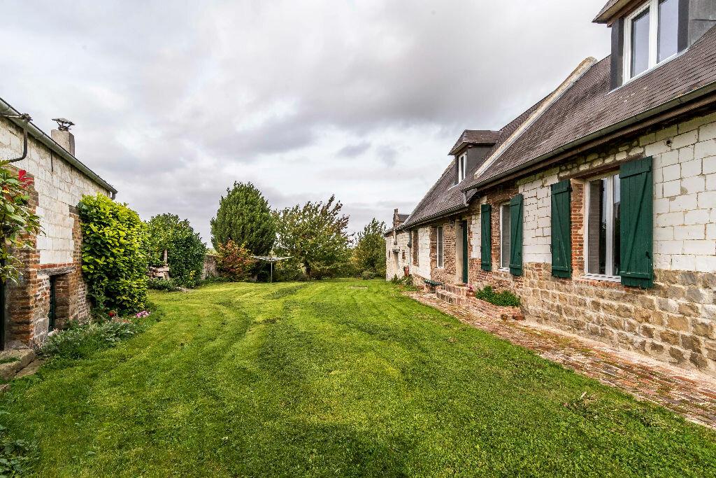 Maison à vendre 10 260m2 à Montigny-sur-Crécy vignette-1