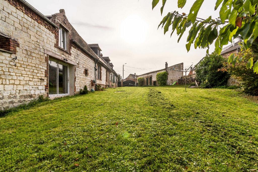 Maison à vendre 10 260m2 à Montigny-sur-Crécy vignette-4