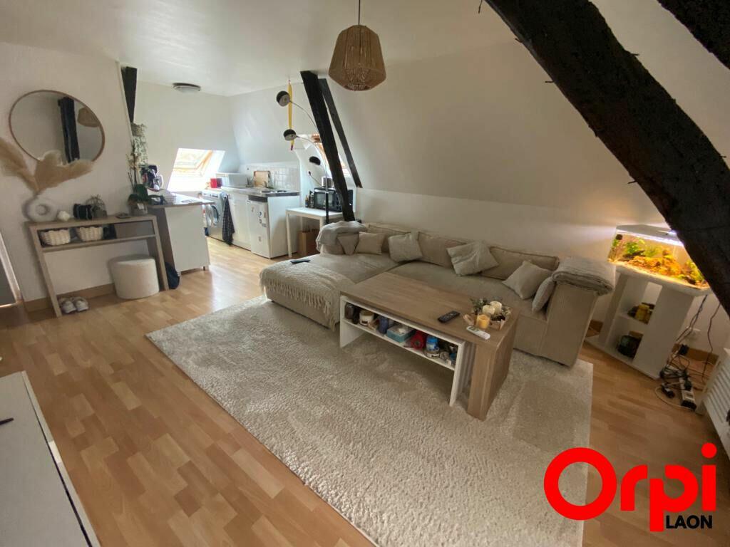 Appartement à louer 2 39m2 à Laon vignette-2