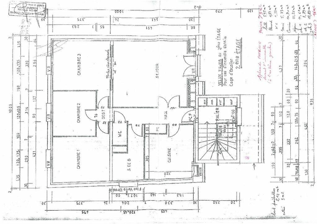 Appartement à louer 4 83m2 à Arras vignette-12