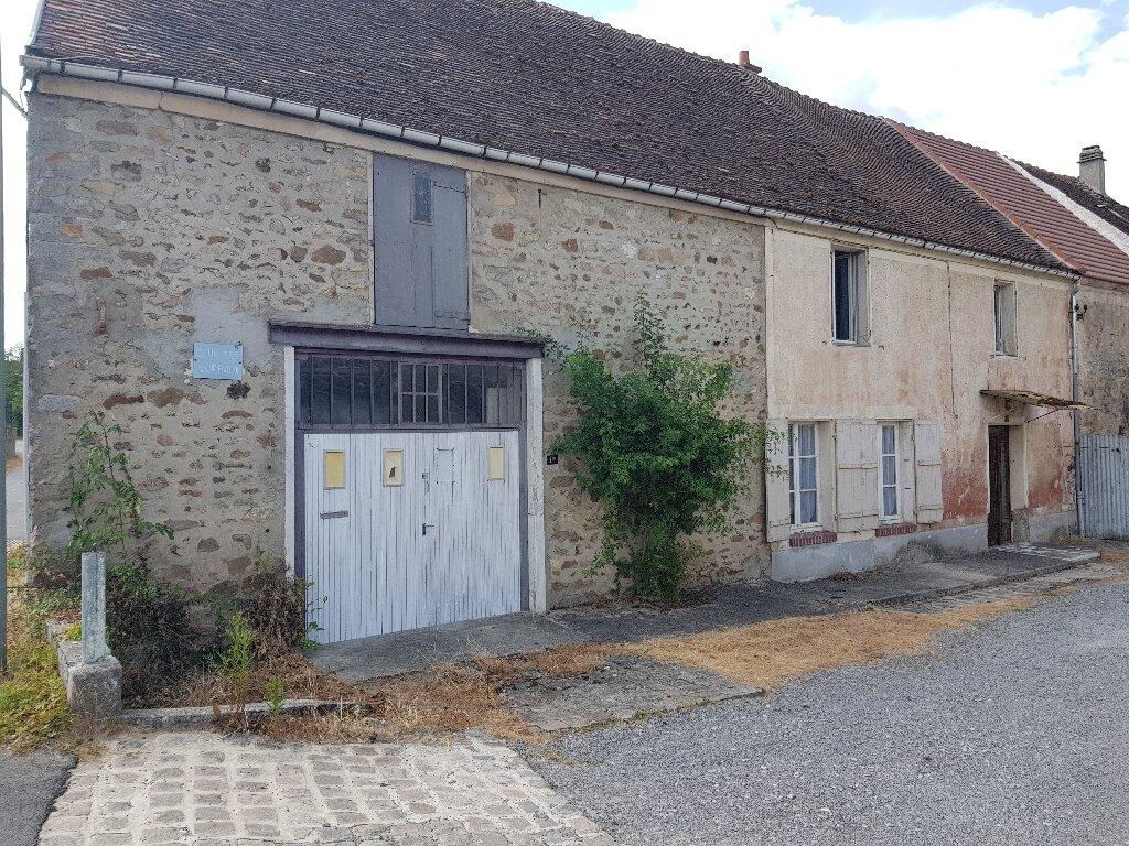 Maison à vendre 3 90m2 à Montreuil-aux-Lions vignette-8