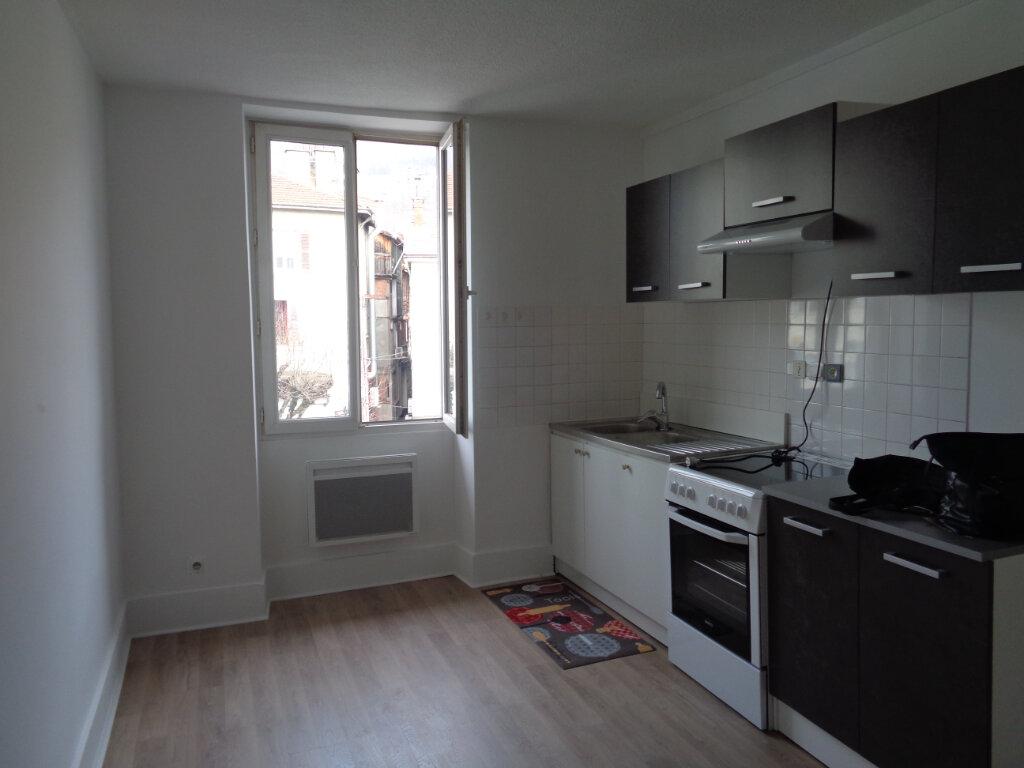 Appartement à louer 2 40.3m2 à Voiron vignette-1