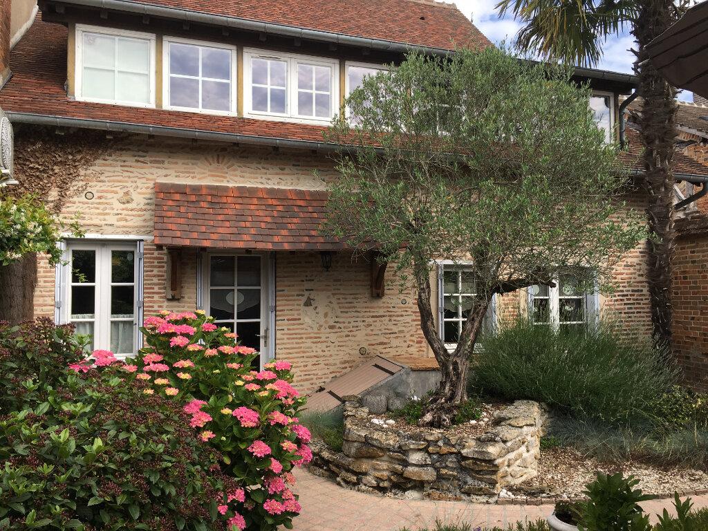 Maison à vendre 6 140m2 à Chaumont-sur-Tharonne vignette-1