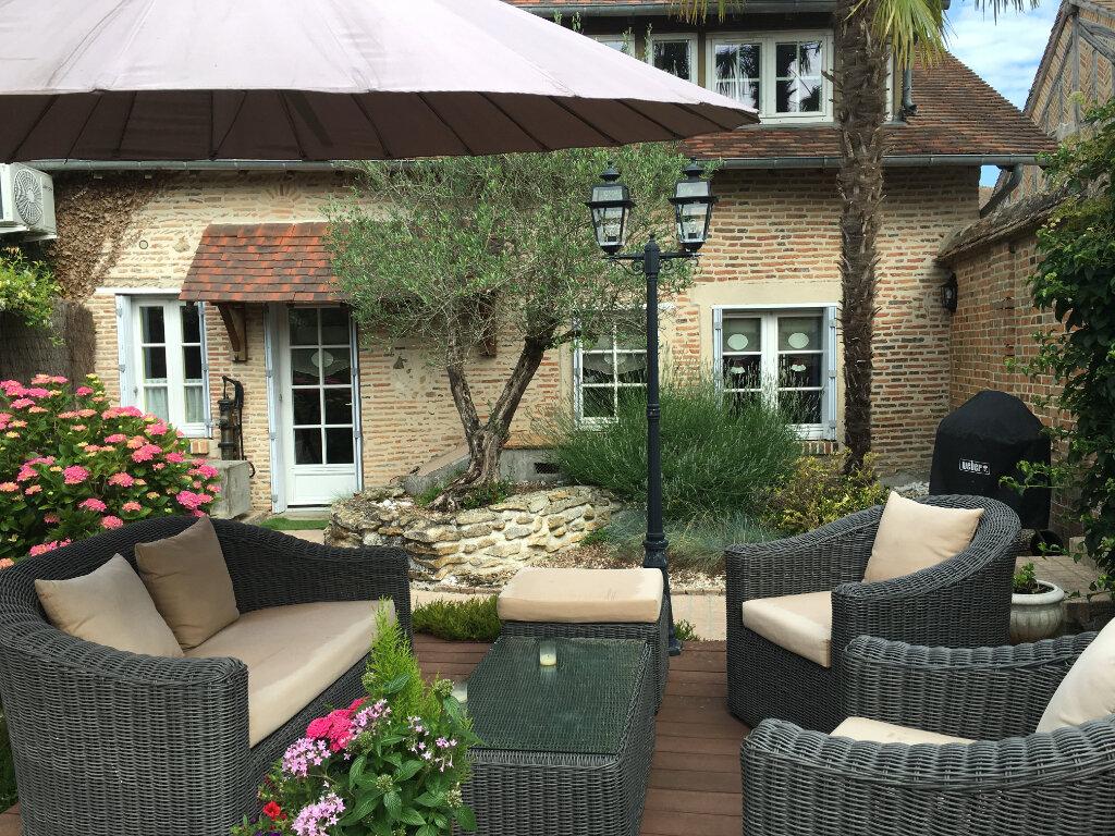 Maison à vendre 6 140m2 à Chaumont-sur-Tharonne vignette-2