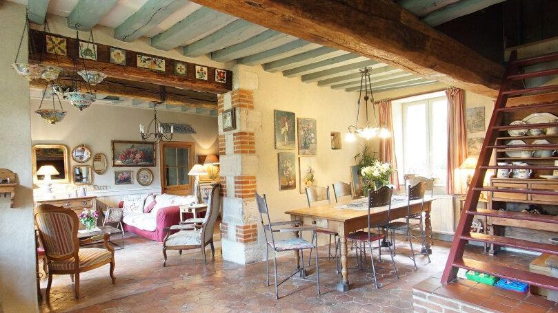 Maison à vendre 8 210m2 à Sainte-Geneviève vignette-4