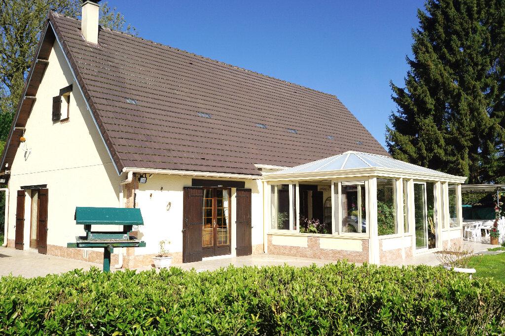 Maison à vendre 8 160m2 à Lyons-la-Forêt vignette-1