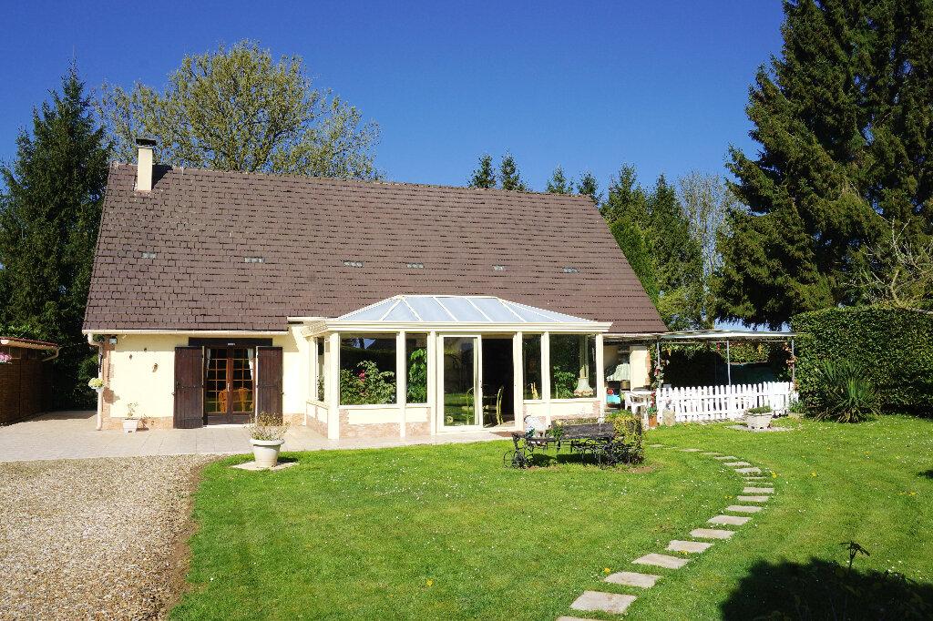 Maison à vendre 8 160m2 à Lyons-la-Forêt vignette-16