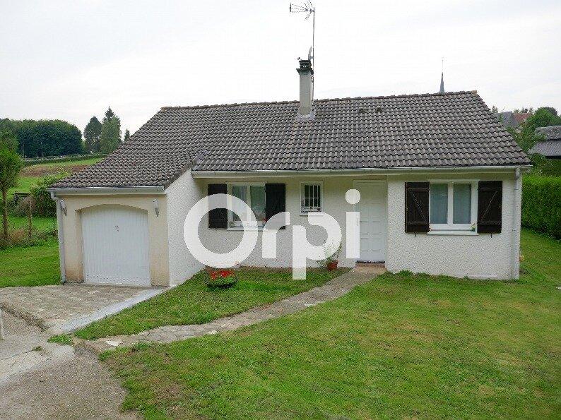 Maison à vendre 4 80.15m2 à Gournay-en-Bray vignette-1
