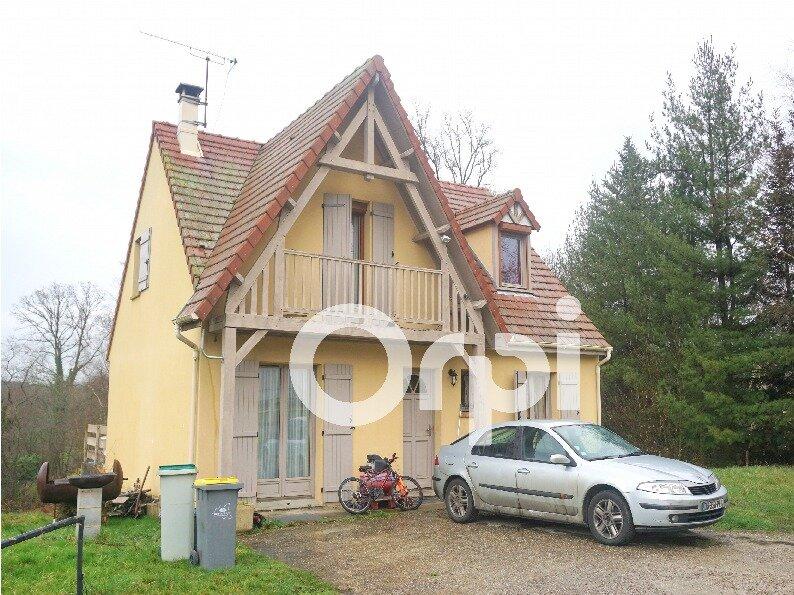 Maison à vendre 6 98m2 à Gournay-en-Bray vignette-1