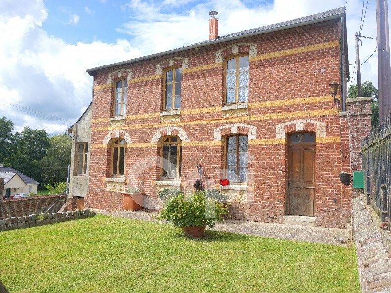 Maison à vendre 7 242m2 à Gournay-en-Bray vignette-1