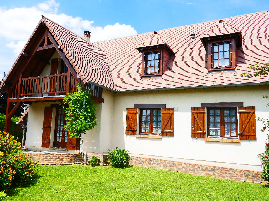 Maison à vendre 7 171m2 à Gisors vignette-1