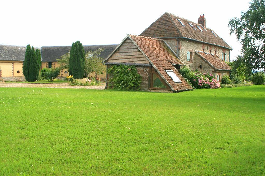 Maison à vendre 14 173m2 à Gournay-en-Bray vignette-1