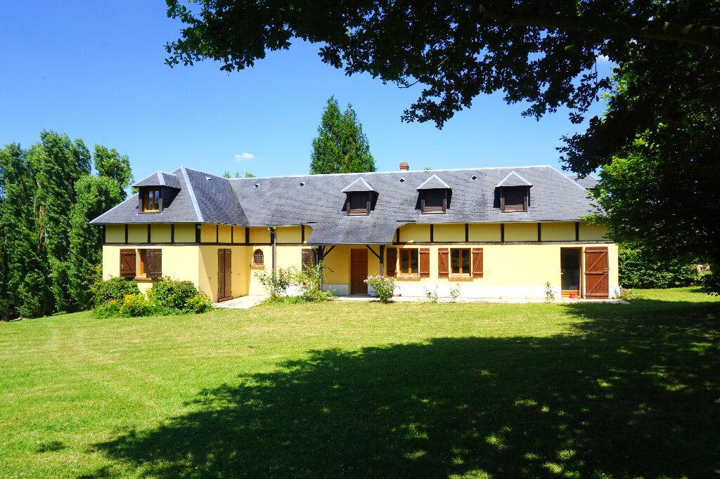 Maison à vendre 7 144.5m2 à Gournay-en-Bray vignette-12