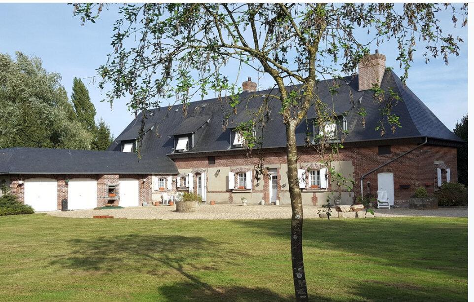 Maison à vendre 8 136m2 à La Feuillie vignette-1