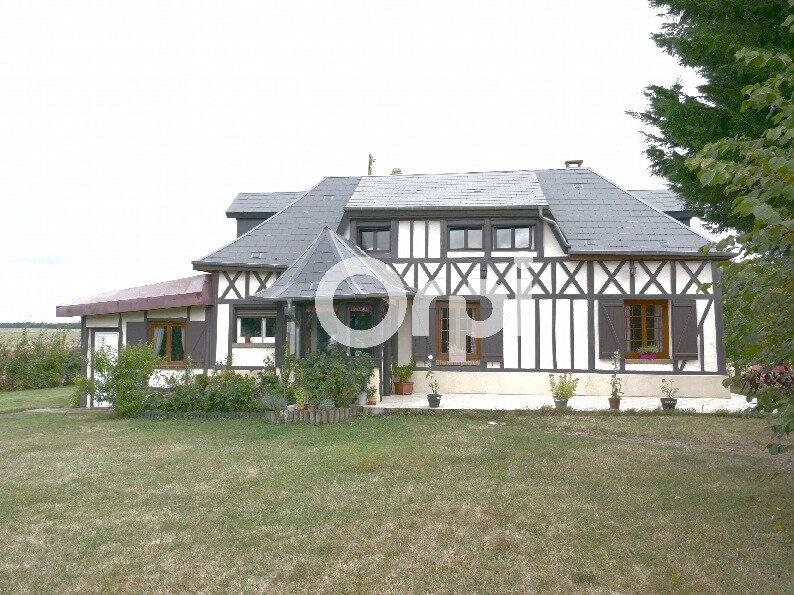 Maison à vendre 6 115m2 à Lyons-la-Forêt vignette-1