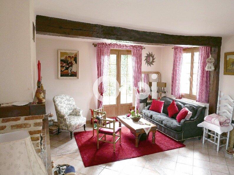 Maison à vendre 6 115m2 à Lyons-la-Forêt vignette-2