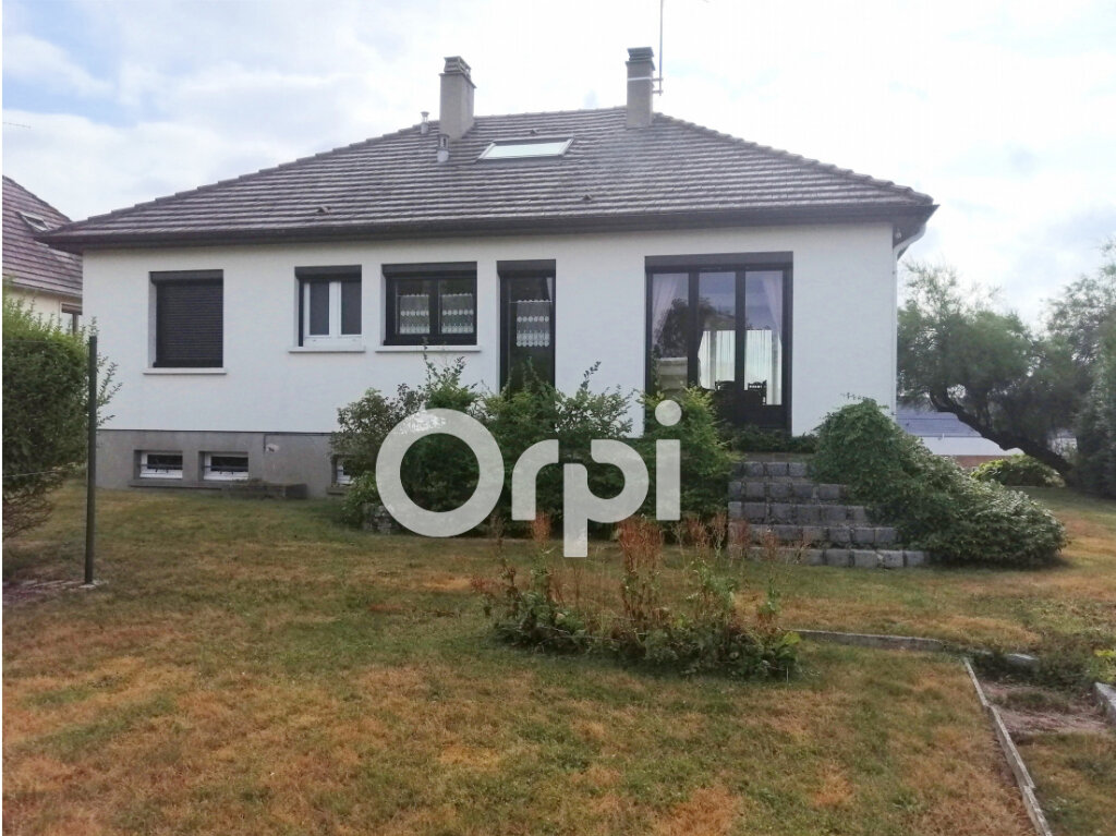 Maison à vendre 6 85.53m2 à Gournay-en-Bray vignette-1
