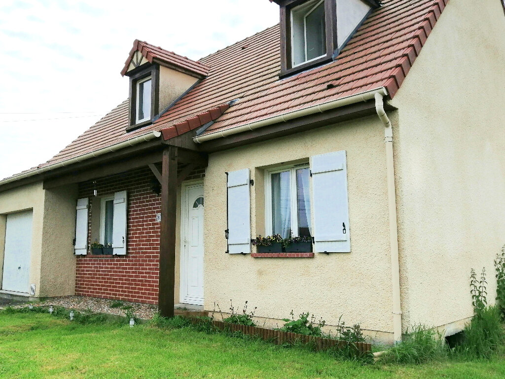 Maison à vendre 7 120.75m2 à Gisors vignette-1