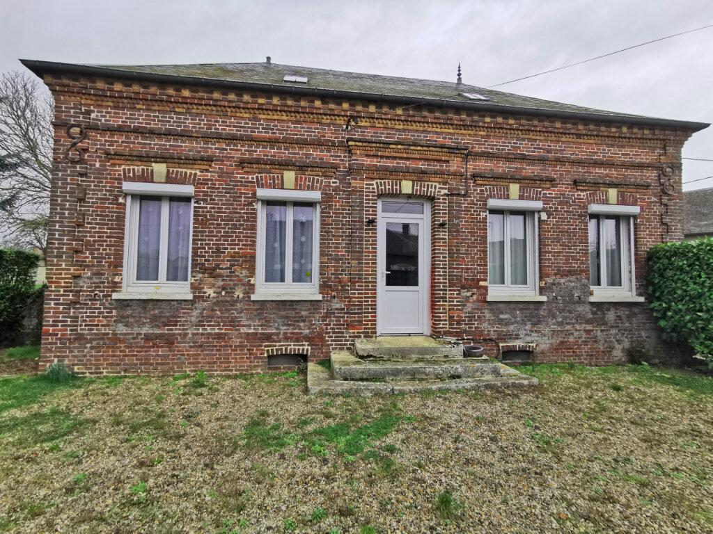 Maison à vendre 3 70m2 à Gisors vignette-1