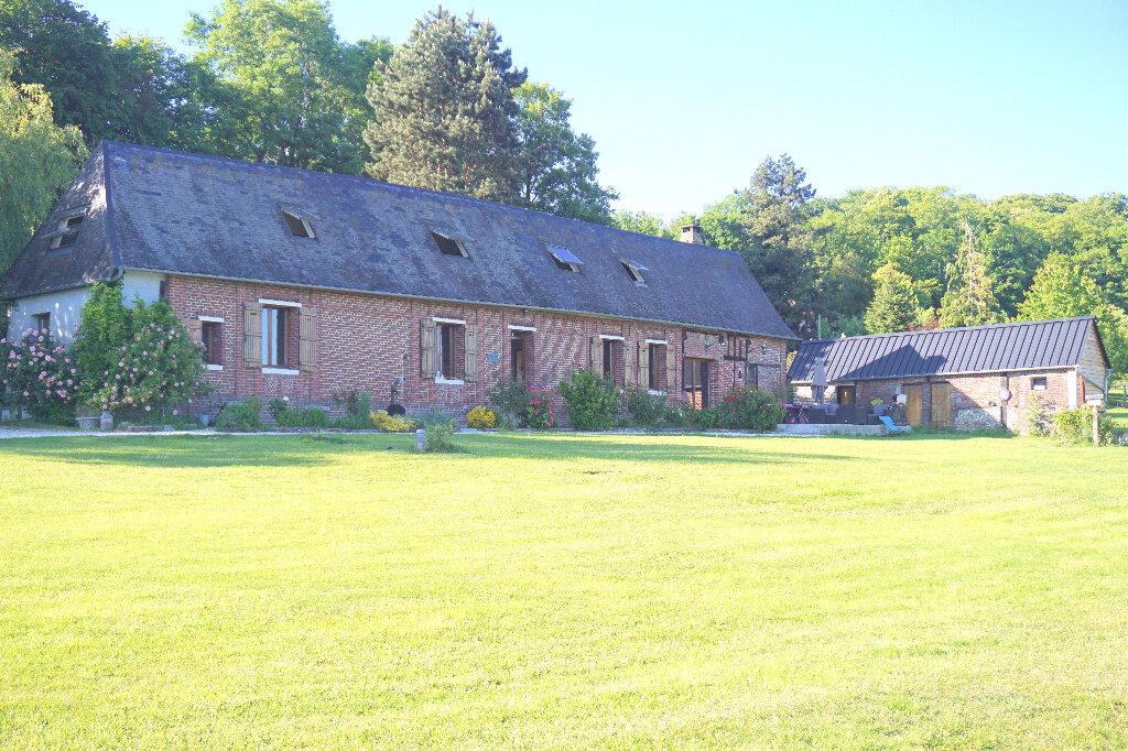 Maison à vendre 8 231m2 à Gournay-en-Bray vignette-1