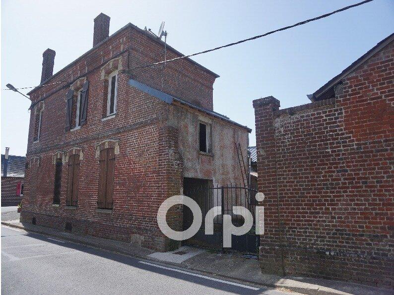 Maison à vendre 7 164m2 à Gournay-en-Bray vignette-1
