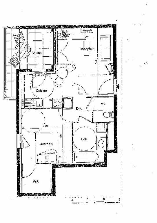 Appartement à louer 2 43.98m2 à Villefranche-sur-Saône vignette-8