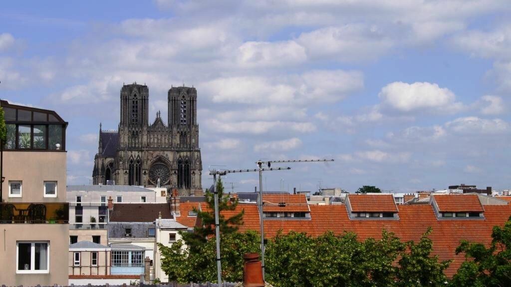 Appartement à louer 2 41m2 à Reims vignette-2