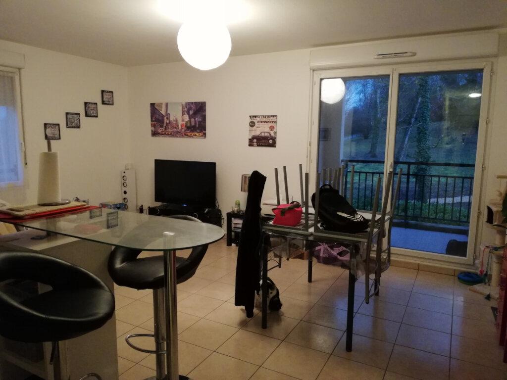 Appartement à louer 2 42.35m2 à Vaulx-Milieu vignette-3