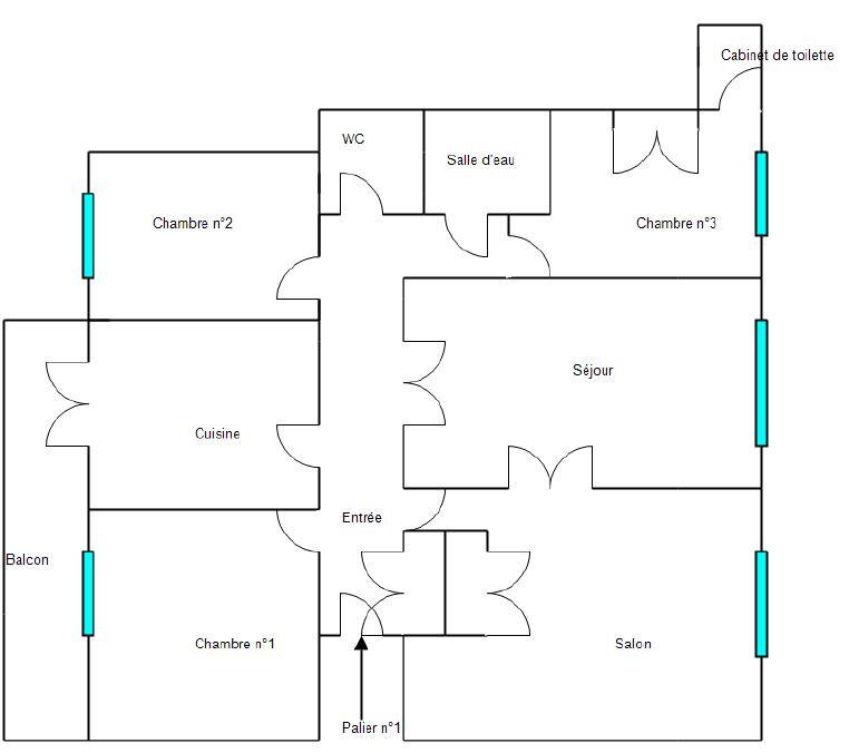 Appartement à vendre 5 117.11m2 à Bourgoin-Jallieu vignette-9