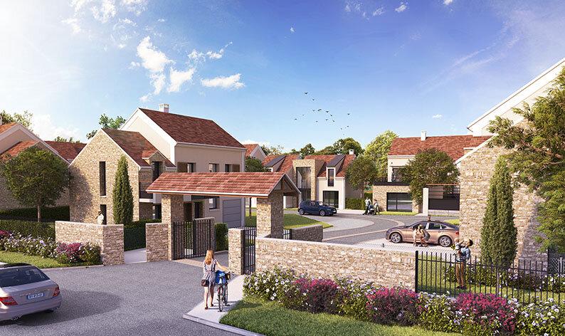 Maison à vendre 6 141m2 à Chambourcy vignette-1