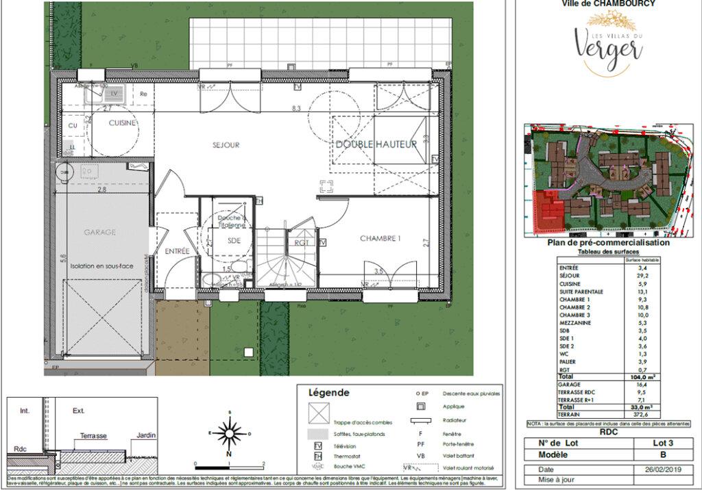 Maison à vendre 5 104m2 à Chambourcy vignette-3