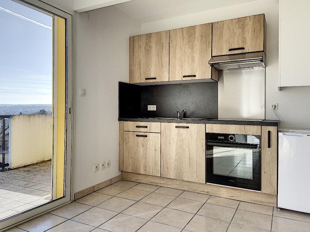 Appartement à louer 2 42m2 à Montluçon vignette-2