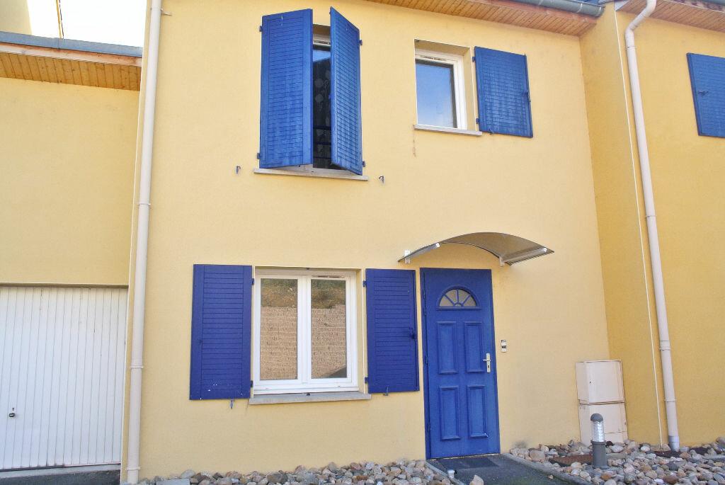 Appartement à louer 2 37.88m2 à Montluçon vignette-1