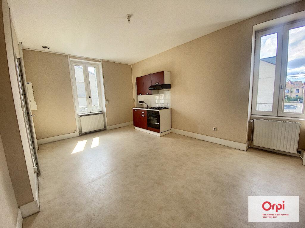 Appartement à louer 2 36.53m2 à Montluçon vignette-2