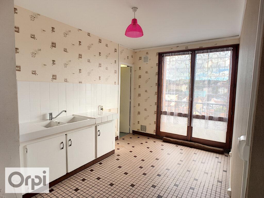 Appartement à louer 2 61.21m2 à Montluçon vignette-1