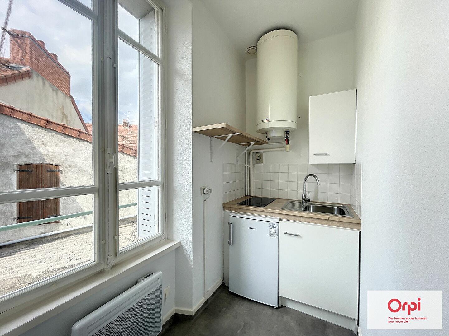 Appartement à louer 1 21.25m2 à Montluçon vignette-1