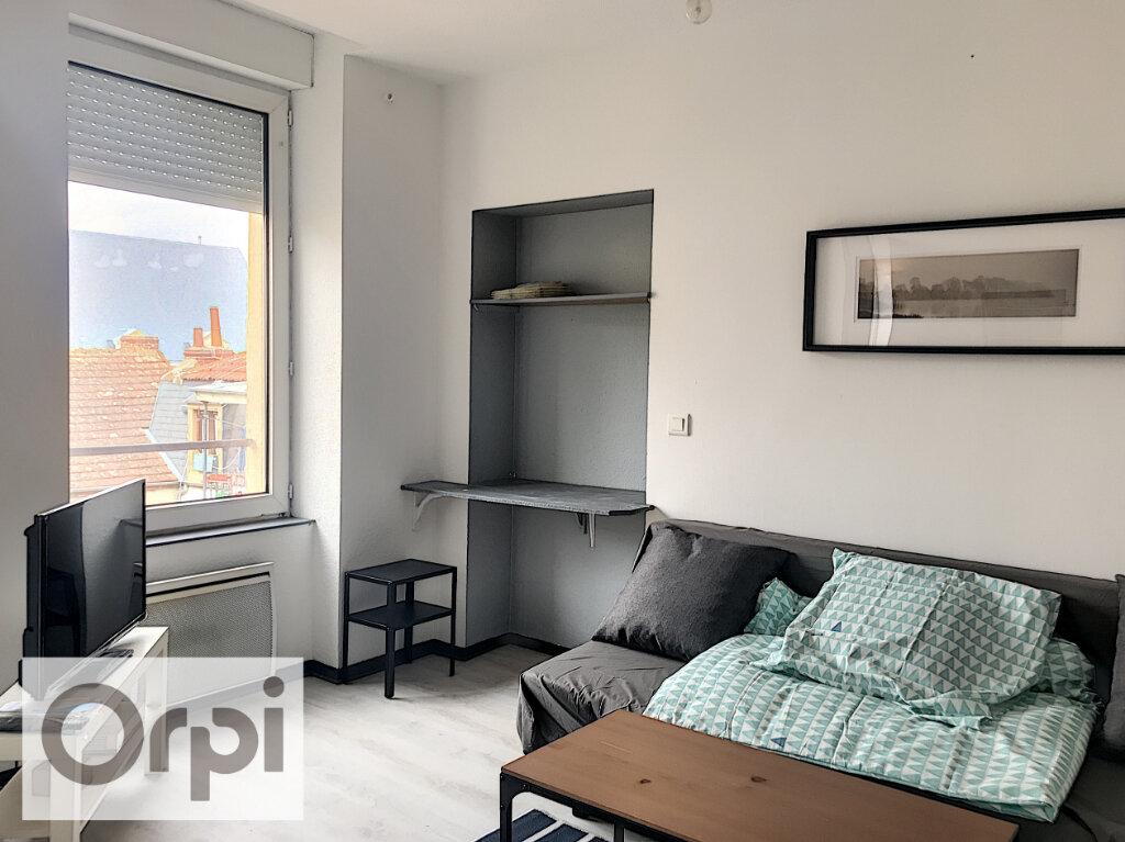 Appartement à louer 1 27.51m2 à Montluçon vignette-1