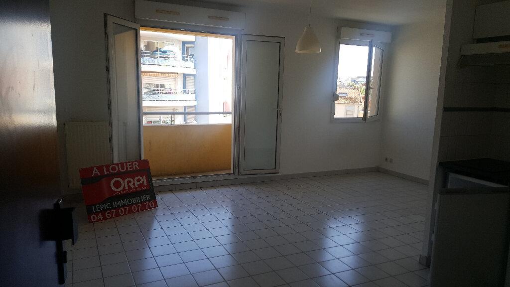 Appartement à louer 1 25.16m2 à Montpellier vignette-2