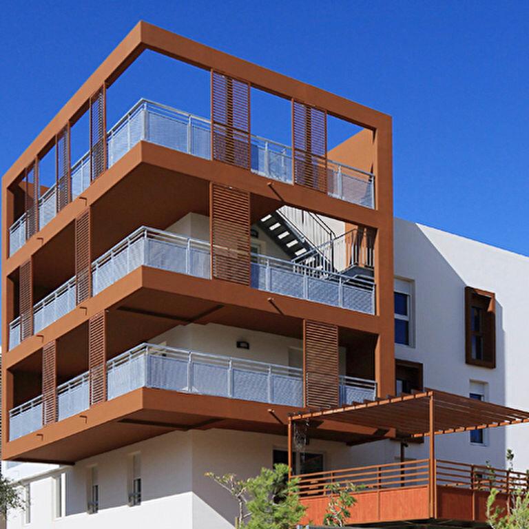 Appartement à louer 1 34m2 à Montpellier vignette-1