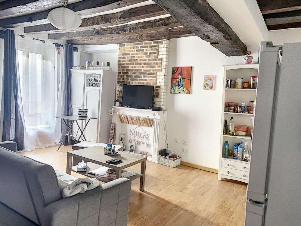 Appartement à louer 2 47.2m2 à Janville vignette-1