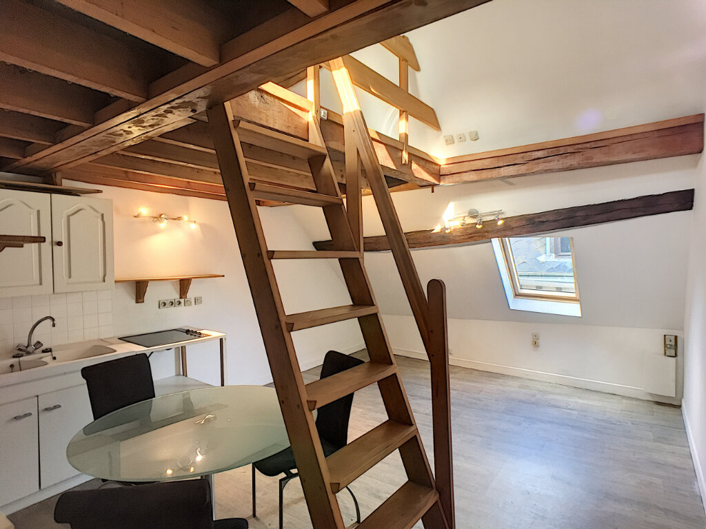 Appartement à louer 1 25.74m2 à Beaugency vignette-1