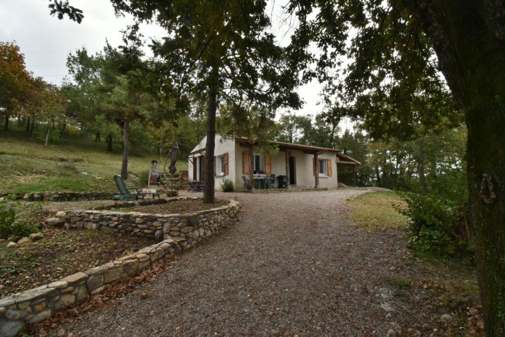 Maison à vendre 3 55m2 à Beauregard-Baret vignette-1