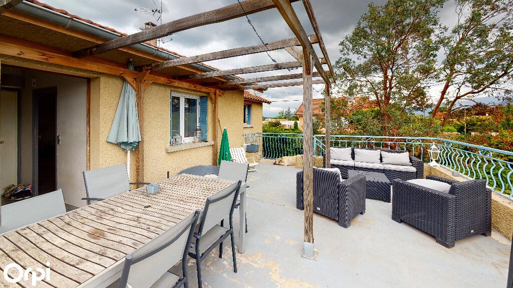 Maison à vendre 6 145m2 à Mours-Saint-Eusèbe vignette-2