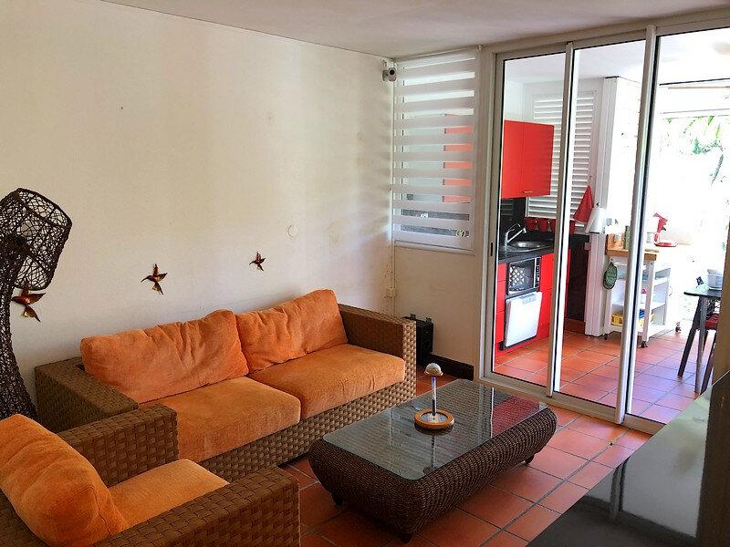 Appartement à vendre 2 40m2 à Saint-François vignette-2