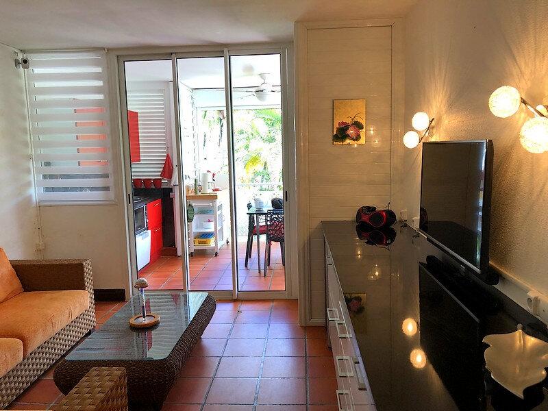 Appartement à vendre 2 40m2 à Saint-François vignette-3