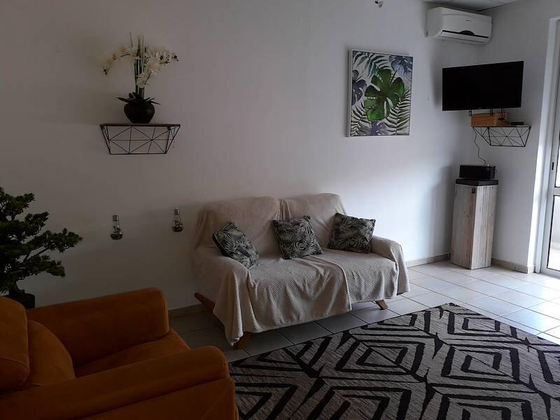Appartement à louer 3 45m2 à Pointe-à-Pitre vignette-1