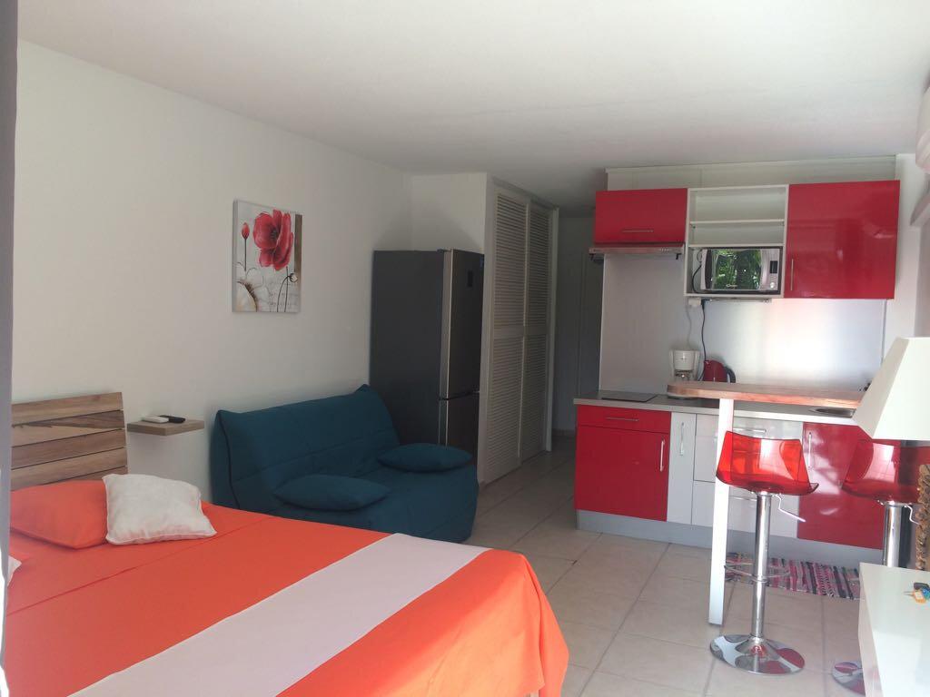 Appartement à louer 1 26.68m2 à Le Gosier vignette-4