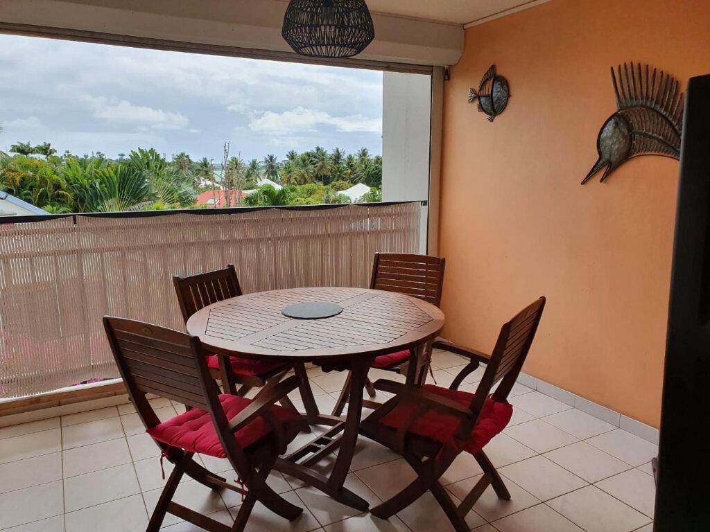 Appartement à louer 2 49m2 à Baie-Mahault vignette-2