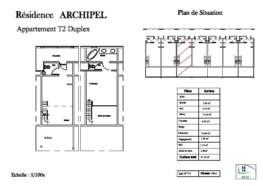 Appartement à louer 2 42.73m2 à Le Gosier vignette-12