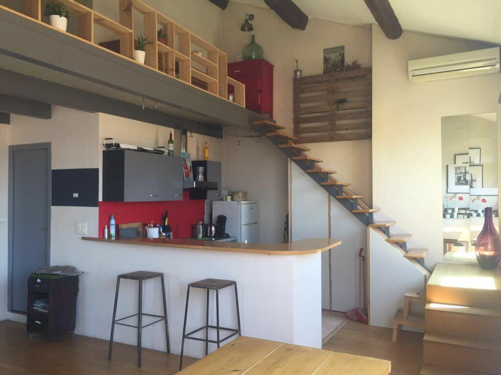 Appartement à louer 2 55m2 à Marseille 1 vignette-4